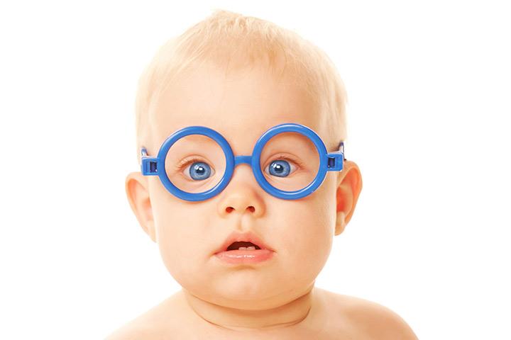 consult oftalmologic bebelus